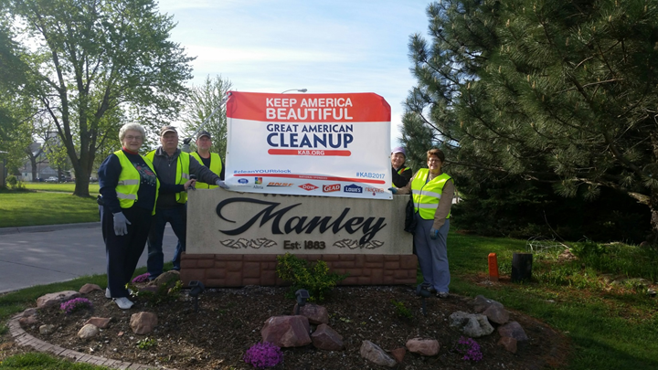 Manley Spring cleanup